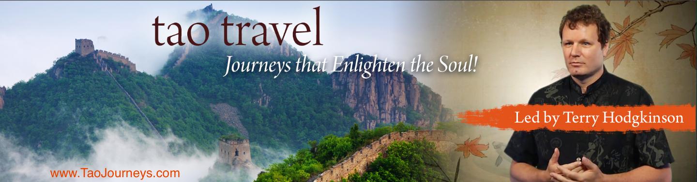 Terry Hodgkinson Tao Travel - Journeys that Enlighten the Soul