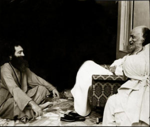 Osho and Krishna Prem